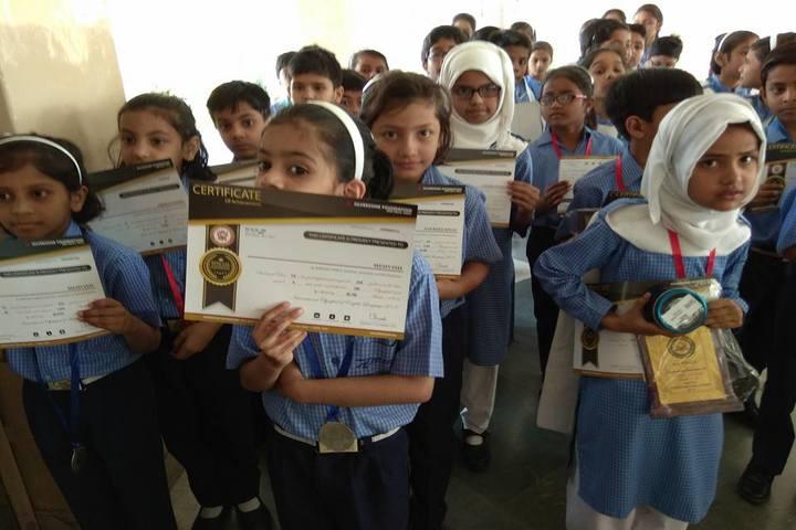 Al-Barakaat Public School - Acheivement Day