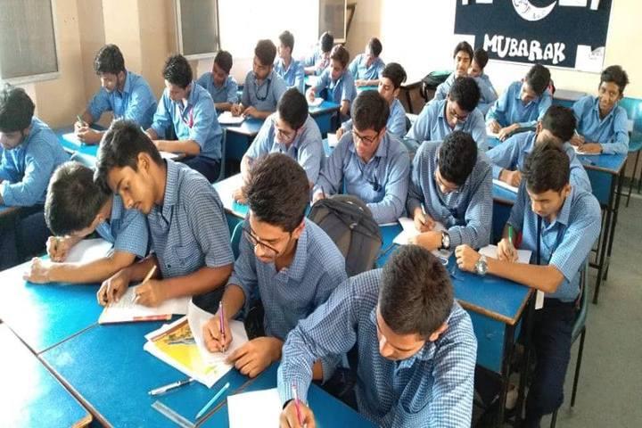 Al-Barakaat Public School - Classrooms