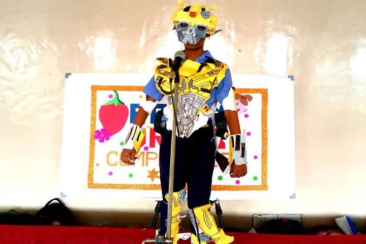 Al-Barakaat Public School - Fancy Dress Competition