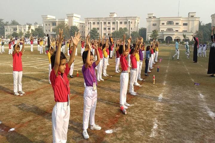 Al-Barakaat Public School - International Yoga Day