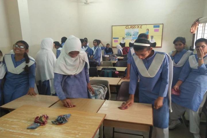 Al-Barakaat Public School - Labours Day Celebrations