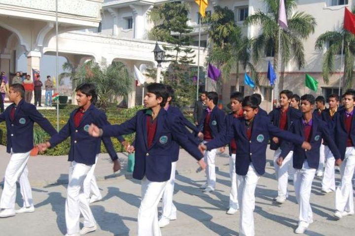 Al-Barakaat Public School - Republic Day Celebrations