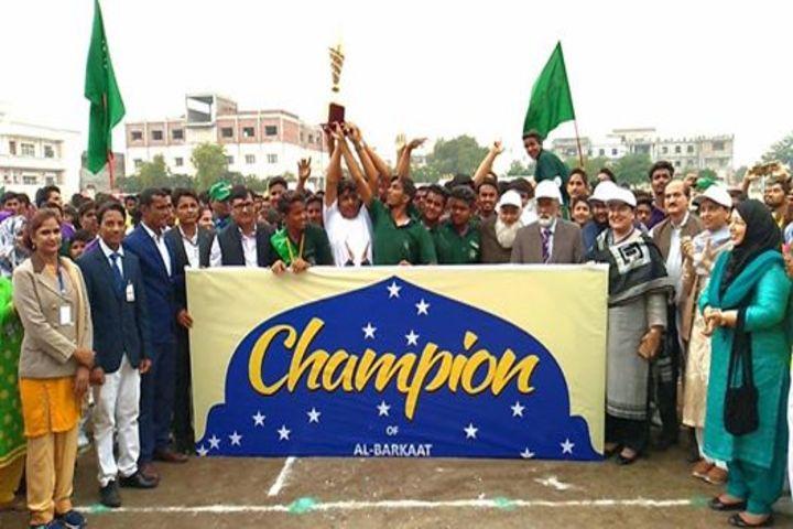 Al-Barakaat Public School - Sports Chamionship