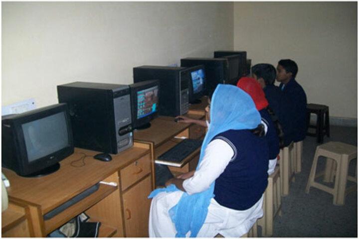 Al-Hira Public School-Computer Lab