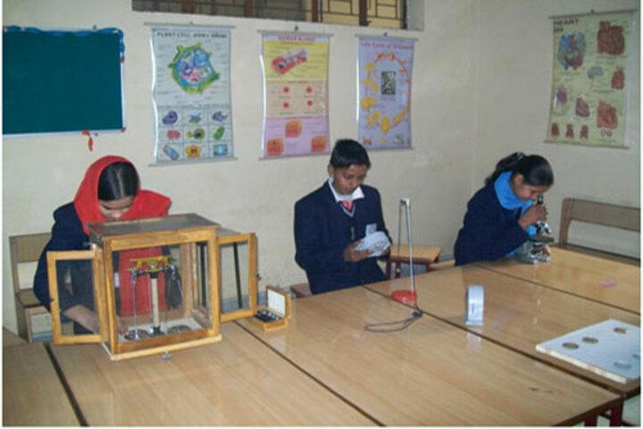Al-Hira Public School-Science Lab