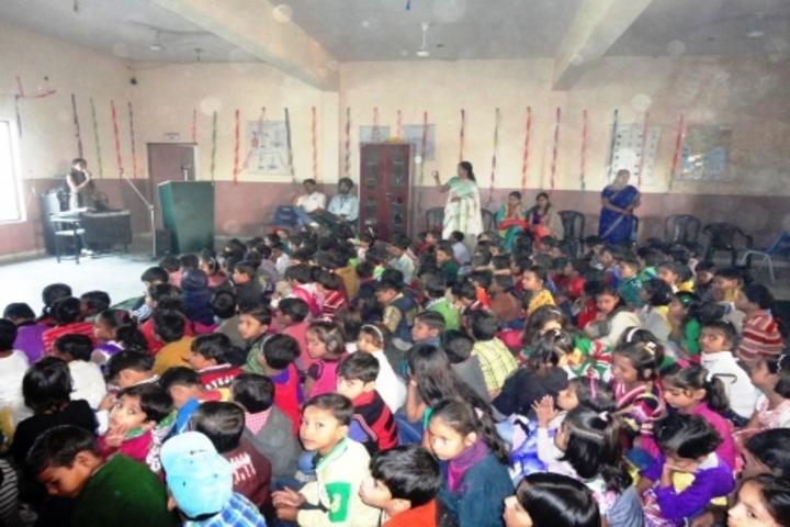 Alakananda Academic School - Childrens Day