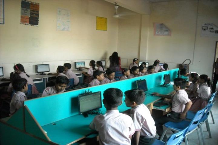 Alakananda Academic School - Computer Lab