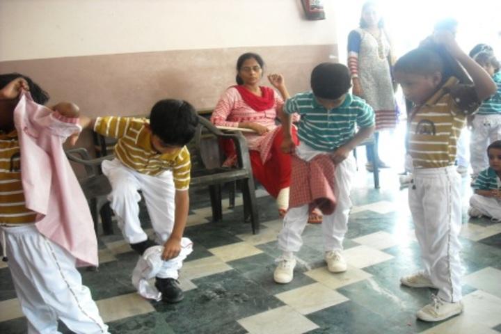 Alakananda Academic School - Games And Activities - Copy