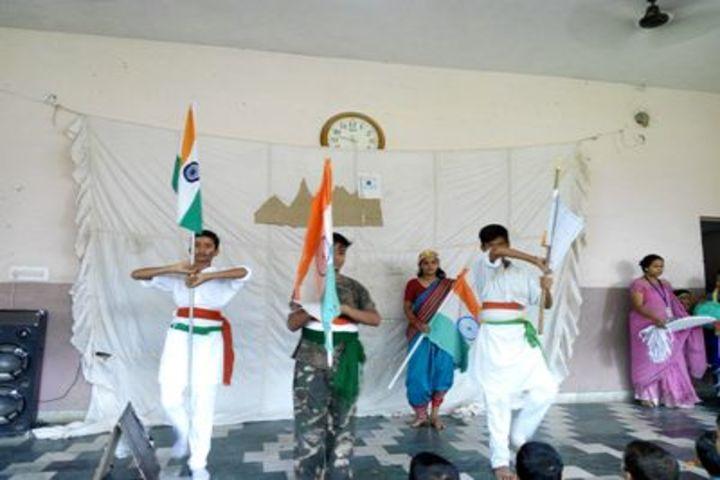 Alakananda Academic School - Independence Day Celebrations