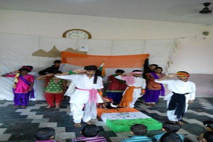 Alakananda Academic School - Republic Day Celebrations