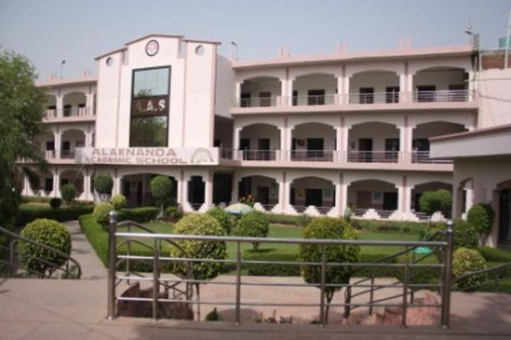 Alakananda Academic School - School Outlook