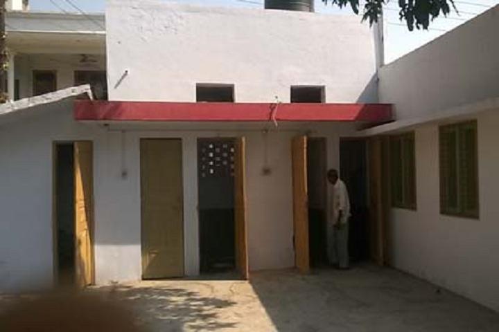 Aliganj Montessori School - Washrooms