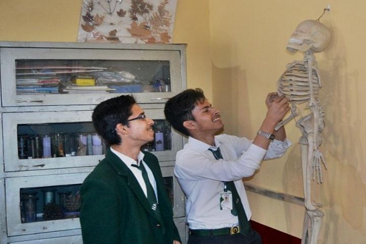 Aligarh Public School - Biology Lab