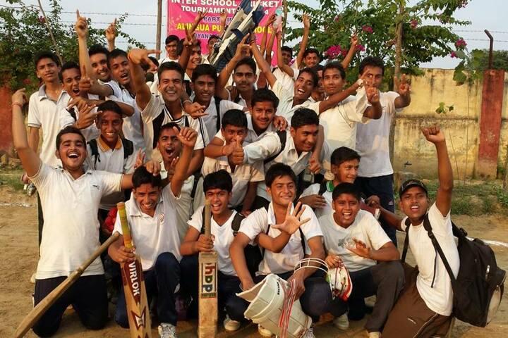 Alingua Public School -  Cricket Championship