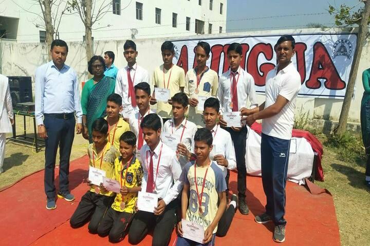 Alingua Public School - Achievement Day