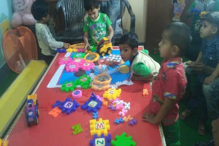 Alingua Public School - Kids Activities