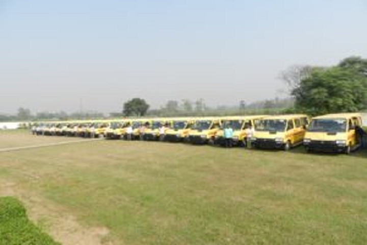 Alingua Public School - Transport