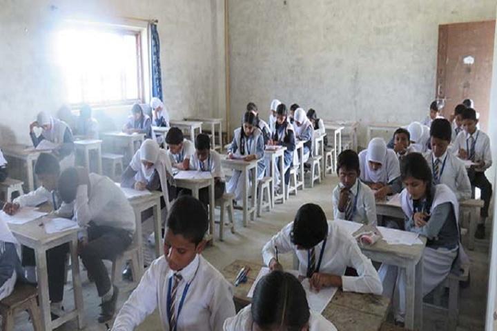 Aliyah Public School - Classrooms