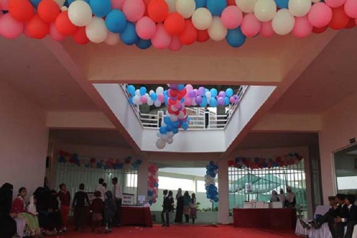 Aliyah Public School - Event