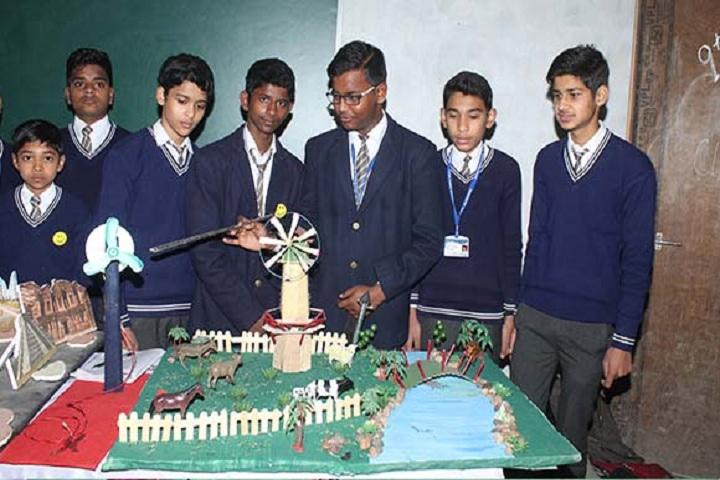 Aliyah Public School - Exhibition