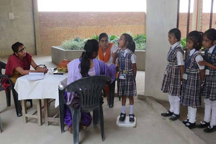 Aliyah Public School - Medical And Health Checkup