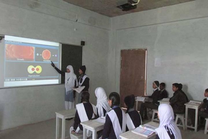 Aliyah Public School - Smart Classrooms