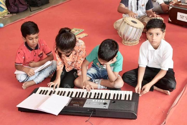 All Saints School-Music Room