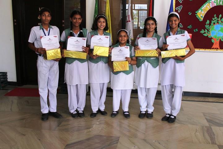 All Saints School-Achievement Day
