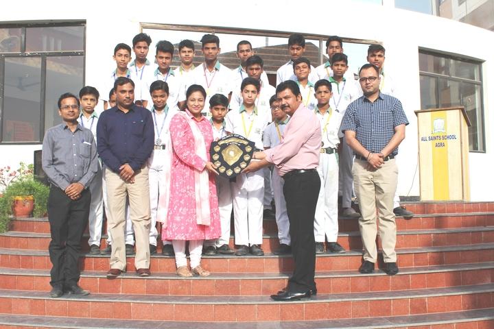 All Saints School-Award Pesentation