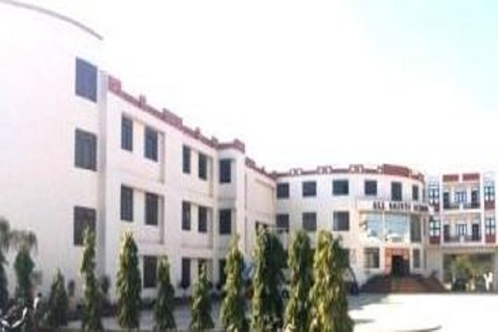 All Saints School-School View