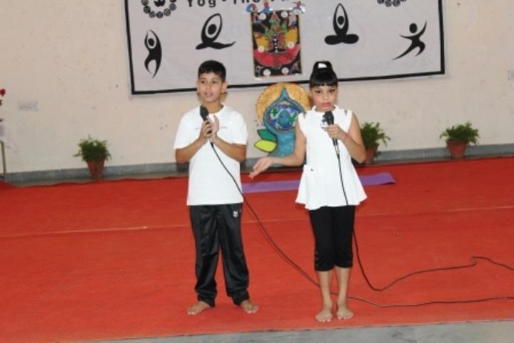 All Saints School-Singing Event