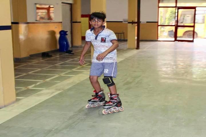 All Saints School-Skating Classes