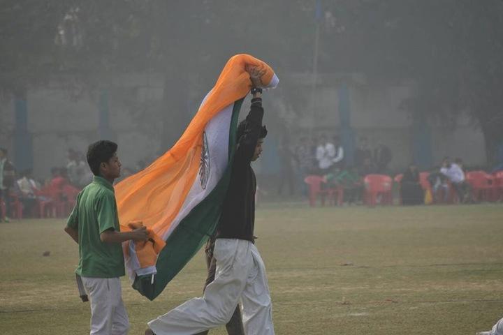Allahabad Public School - Annual Sports Celebrations