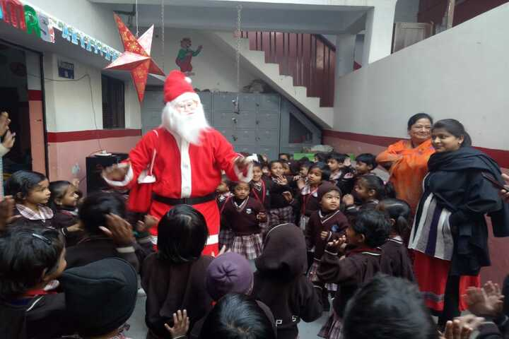 Allahabad Public School - Christmas Celebrations