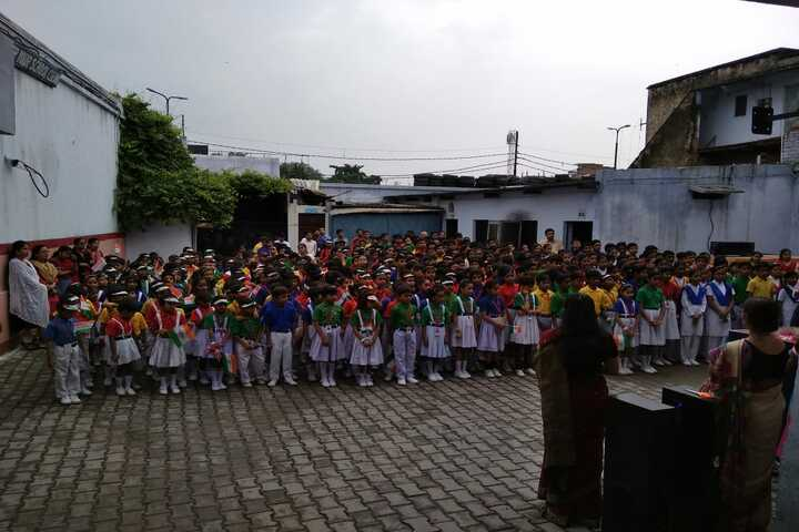 Allahabad Public School -School Prayer