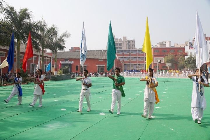 Allahabad Public School - Annual Sports Day