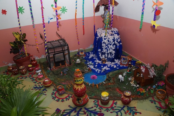 Allahabad Public School-Art and Craft