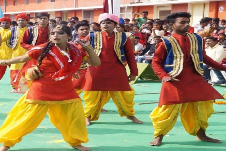 Allahabad Public School-Dance