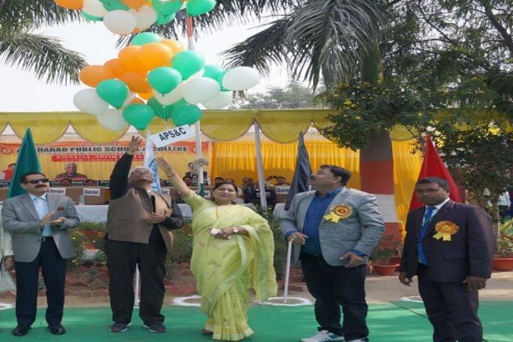 Allahabad Public School-Sports Day
