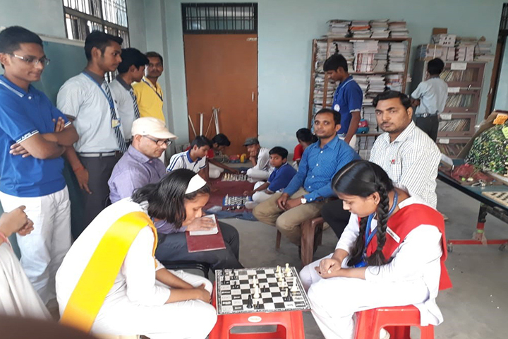 Allahabad Public School College - Chess Competition