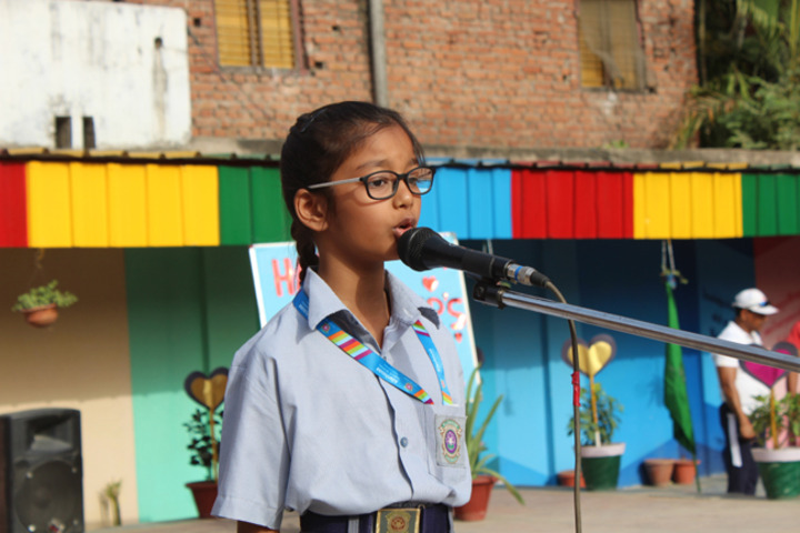 Allenhouse Public School - Singing Competition