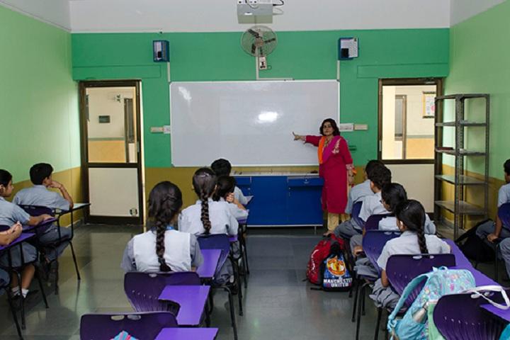 Allenhouse Public School-SmartClassrooms