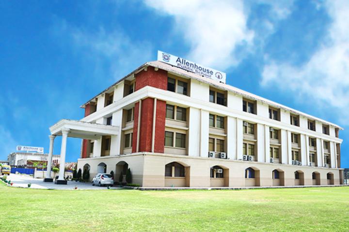 Allenhouse Public School-Campus View