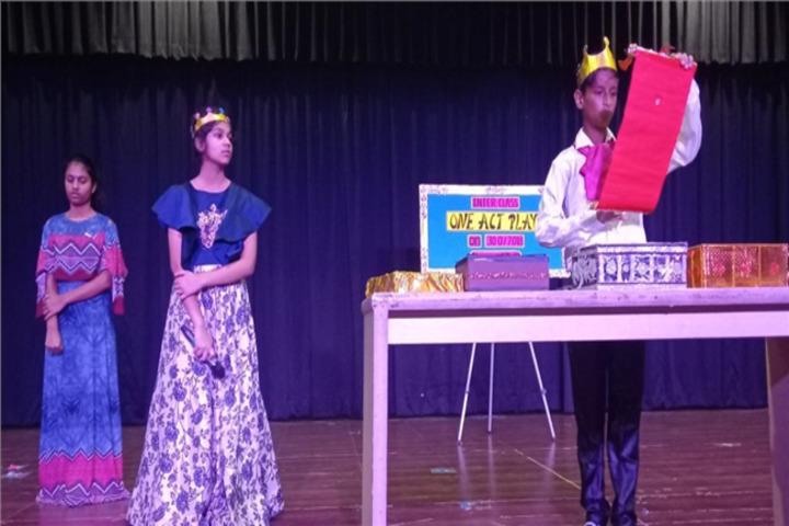 Allenhouse Public School-Drama