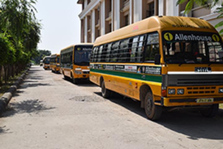 Allenhouse Public School-Transport Facility