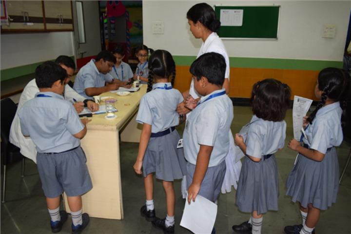Allenhouse Public School-Medical Camp