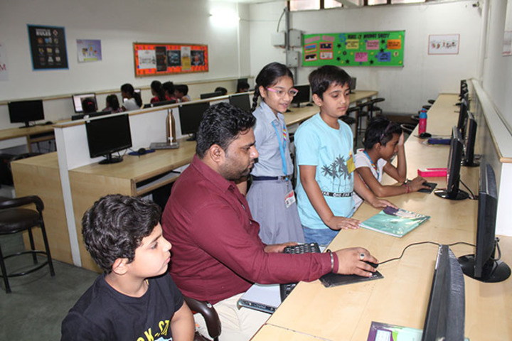Allen House Public School - Computer Lab
