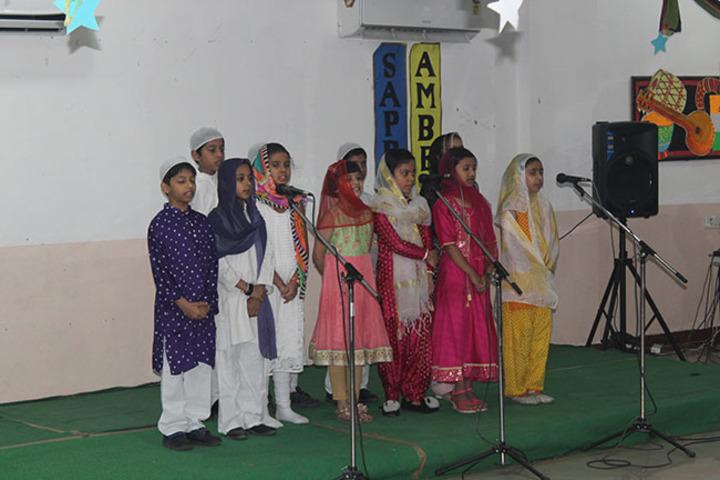 Allen House Public School - Eid Assembly