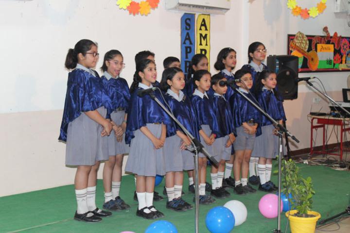 Allen House Public School - Orientation Day