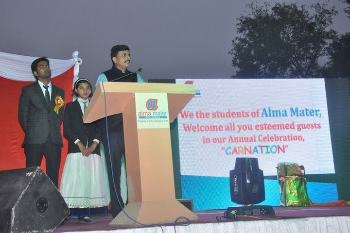 Alma Mater The School - Annual Day Celebrations